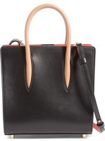 Christian Louboutin 'Small Paloma' Calfskin Leather Tote