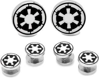 Star Wars STARWARS Imperial Empire Tuxedo Stud & Cuff Links Gift Set
