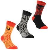 Nike Print Crew Socks Child Boys