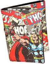 Marvel Men's Trifold Wallet In Collectible Tin Box