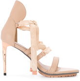 Ginger & Smart Essence lace up sandal