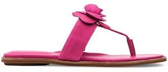 Taryn Rose Kairi Flower Thong Sandals