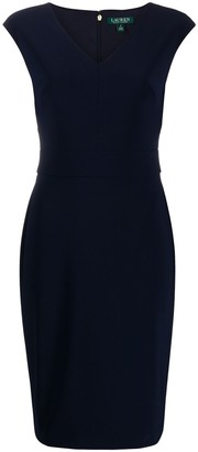 Lauren Ralph Lauren Sleeveless Evening Dress