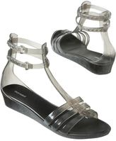 Women's Ankle-Strap Gladiator Jelly Sandals