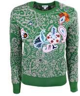 Kenzo Crew Neck Comfort Sweater