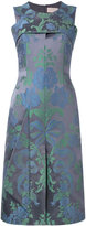 Christopher Kane jacquard midi dress