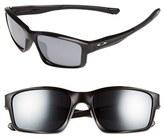 Oakley Men's 'Chainlink(TM)' 57Mm Sunglasses - Black