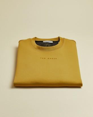 Ted Baker Ls Branded Sweatshirt