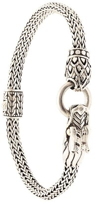 John Hardy Legends Naga dragon station chain bracelet
