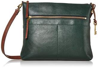 Fossil Women's Fiona Leather Crossbody Handbag
