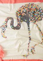 Louche Harmonious Mosaic Scarf