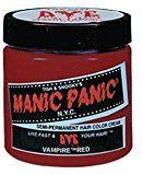Old Glory Manic Panic - Vampire Red Cream Hair Color