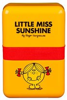 Mr Men & Little Miss Mr Men and Little Miss LM Sunshine Lunch Box, Yellow