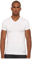 Versace V-Neck Tee Men's T Shirt