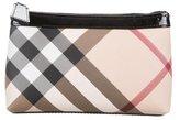 Burberry Nova Check Cosmetic Bag