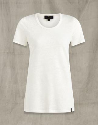 Belstaff ARLO SHORT SLEEVED T-SHIRT White