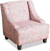 HomePop Swoop Juvenile Multicolor Chair