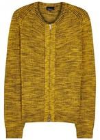 3.1 Phillip Lim Mustard Wool Cardigan