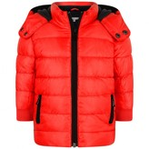 Little Marc Jacobs Little Marc JacobsBaby Boys Red Puffer Coat