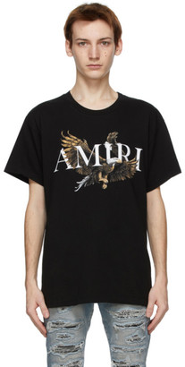Amiri Black Eagle T-Shirt