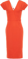 Thumbnail for your product : Roland Mouret Stretch-cotton Twill Dress