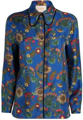 La DoubleJ Silk Rodeo Shirt