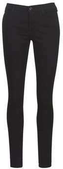 Replay STELLA women's Skinny Jeans in Black