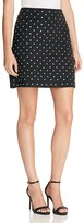 French Connection Diamond Drop Mini Skirt