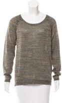 DAY Birger et Mikkelsen Metallic Knit Sweater
