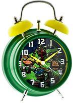 Teenage Mutant Ninja Turtles Analog Alarm Clock