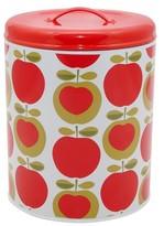 Typhoon Apple Heart Biscuit Tin
