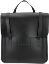 The Cambridge Satchel Company Saffiano backpack - unisex - Calf Leather - One Size