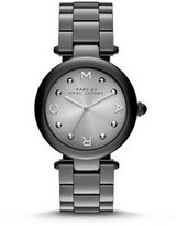 Marc by Marc Jacobs Marc Jacobs Women's Dotty Black Stainless Steel Watch - MJ3450