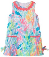 Lilly Pulitzer Little Lilly Classic Shif Girl's Dress