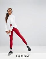 Monki Colourblock Sporty Leggings