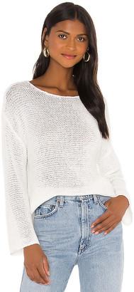 Lovers + Friends Lalah Open Knit Sweater