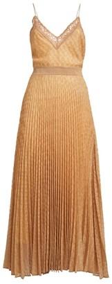 Missoni V-Neck Midi Dress