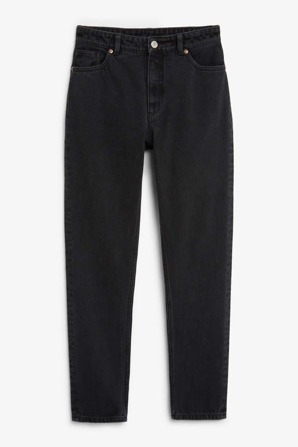 Monki Kimomo black x-long jeans