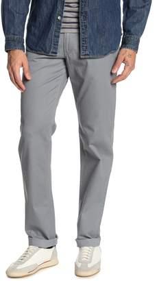 "Brax Cooper Fancy Novelty Weave Regular Fit Chino Pants - 34"" Inseam"