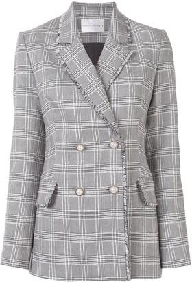 Rebecca Vallance Troubadour check blazer