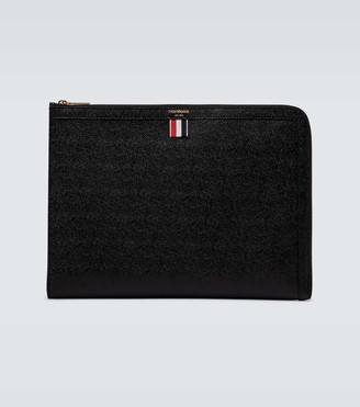 Thom Browne Document gusset folio