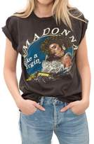 Madeworn Rock Madonna Shirt