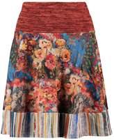 Smash Wear EFFETE Aline skirt dark orange