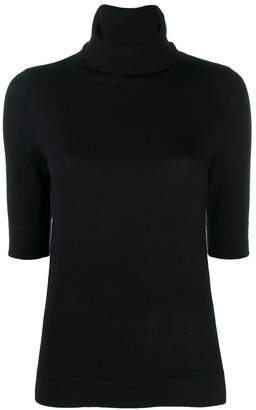 Snobby Sheep knitted roll neck top