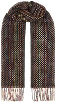 Paul Smith Cross Weave Scarf