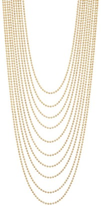 Gas Bijoux Romeo Multi-Strand Necklace