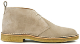 Paul Smith Men's Wilf Suede Desert Boots Sand Otterproof Suede