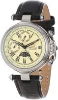 Steinhausen Women's SW691SLA Marquise Automatic Three Eyes Watch
