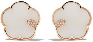Pasquale Bruni 18kt rose gold diamond Bon Ton earrings