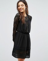 Greylin Aliston Lace Dress